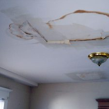 water damage east greenwich ri