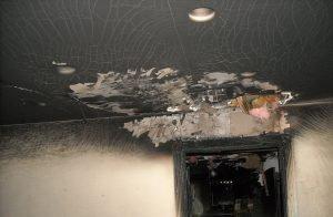 soot damage in cranston ri