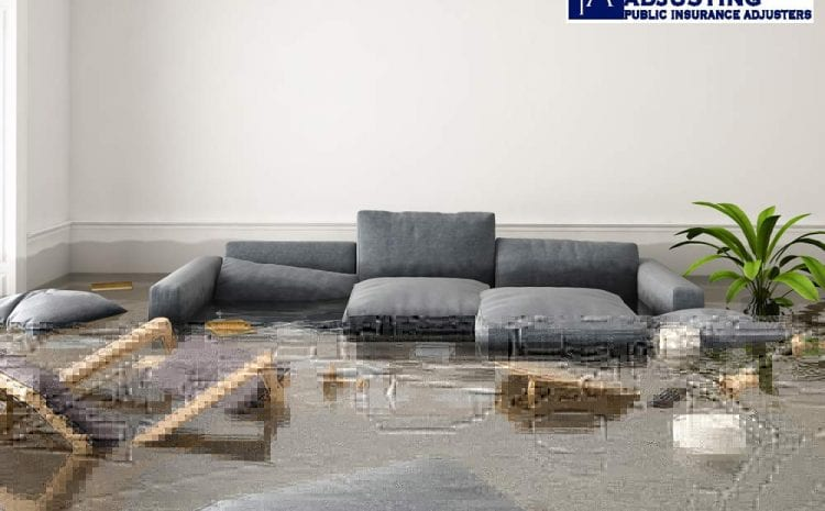 Water Damage in Warwick: What to Do When You Find Water Damage