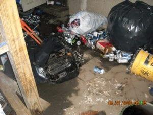 tenant vandalism insurance claim ri