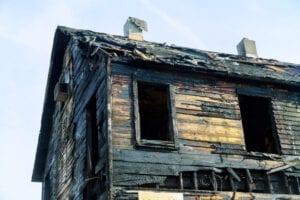 arson vandalism insurance claim ri