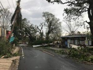 hurricane wind damage ri