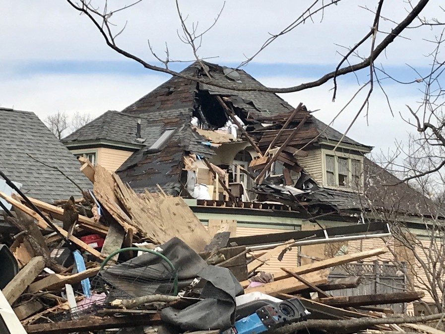 storm damage insurance claim in ri