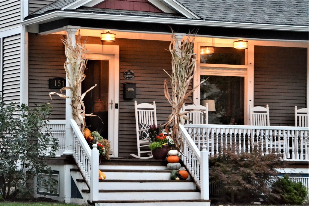 prepare your house for fall in ri