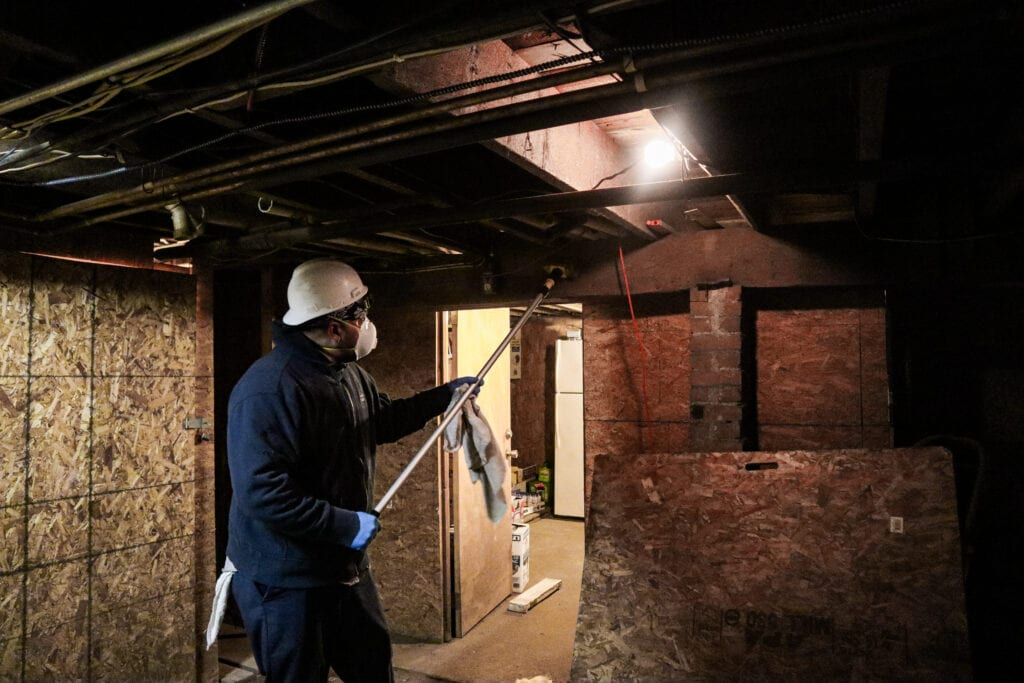 soot damage restoration in ri