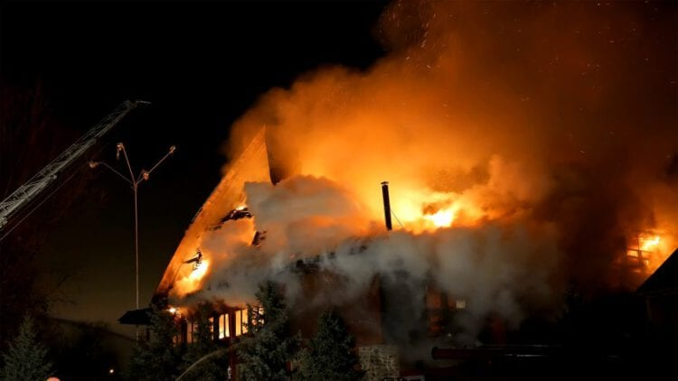 House Fire Damage in RI: Be Prepared