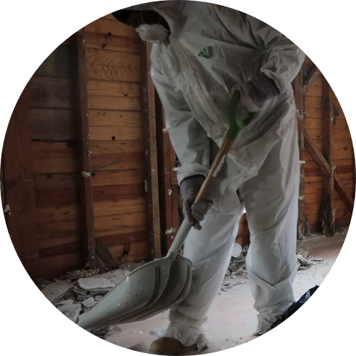 We'll restore your home back to pre-loss conditions.