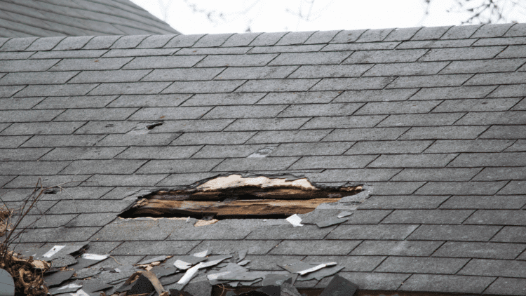 Is Roof Leak Damage Covered By Insurance?