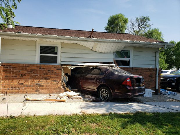 What To Do If A Car Crashes Into Your House