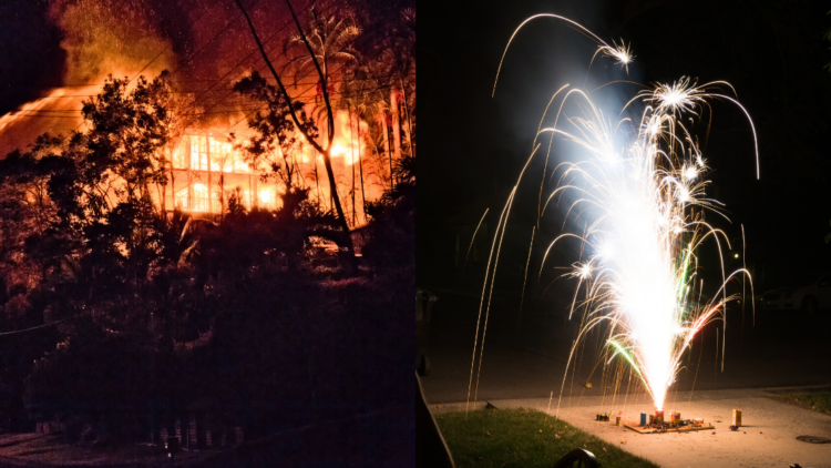 Will Insurance Pay For Fire Damage From Fireworks?