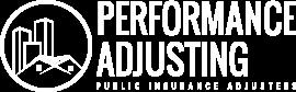 performance adjusting public adjuster ri white logo