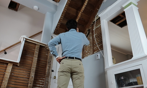 water damage insurance claim in RI. You need a public adjuster on your side in Charlestown, RI