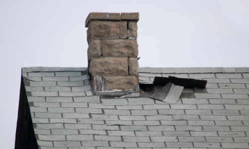 roof damage to home in rhode island. Public adjuster in Exeter, RI